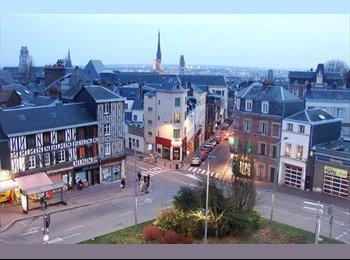 Appartager FR - Appartement agréable, très spacieux - Rouen, Rouen - 550 € /Mois
