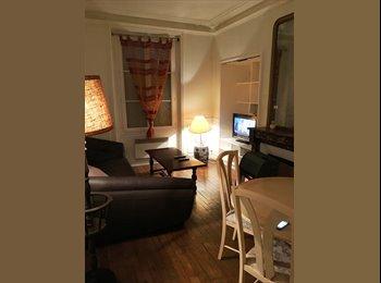 Appartement meublé  72 m2     2 chambres Paris 75010