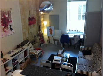 Appartager FR - GRAND THEATRE - Appartement de 90m², Bordeaux - 500 € /Mois