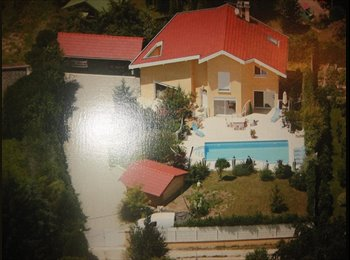 Appartager FR - Spacieuse villa à 15 minutes genève annemasse - Arenthon, Annemasse - 590 € /Mois