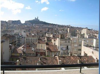 Appartager FR - CHAMBRE RUE DE LODI - 6ème Arrondissement, Marseille - 550 € /Mois