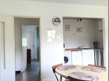 Appartager FR - T2 meublé de 40 m2 - Fouesnant, Quimper - 450 € /Mois