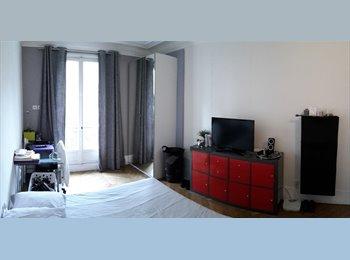 chambre meublée 18e proche Jules Joffrin / Lamarck