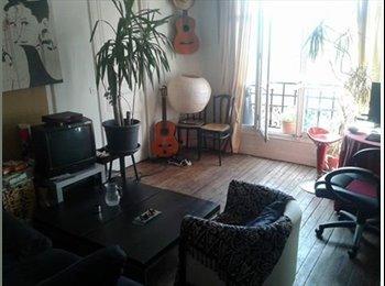 Appartement à partager en toute simplicité.