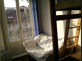 Appartager FR - Meublé 36 m² + balcon PartDieu pour étudiants - 6ème Arrondissement, Lyon - 520 € /Mois