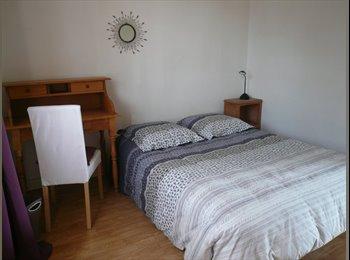 Appartager FR - chambre en colocation dans T2 de 76m2 - Alençon, Alençon - 300 € /Mois