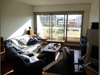 Appartager FR - Colocation dans un 70m² - 19ème Arrondissement, Paris - Ile De France - 900 € /Mois