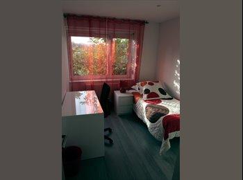 Appartager FR - Maison meublée - Très proche Université, Mulhouse - 450 € /Mois