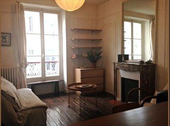 Appartager FR - LOUE CHAMBRE IND2PENDANTE CHEZ L'HABITANT libre à partir du 1 NOVEMBRE 2015 - 10ème Arrondissement, Paris - Ile De France - 800 € /Mois