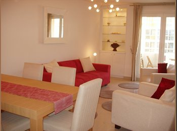 Nice-  2 rooms to rent immediately. In apt