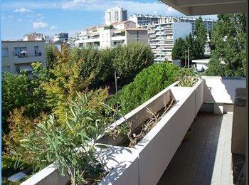 Propose chambre à Marseille Etudiant ou Salarié