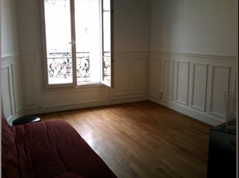 appartement 2 pieces buttes chaumont 0659195479