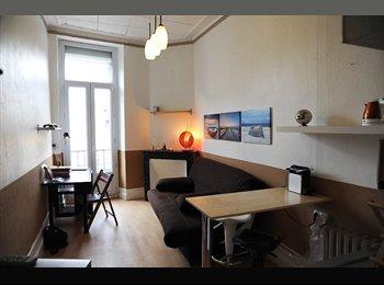 Studio meublé et décoré avec Wifi inclus