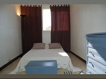 Appartager FR - chambre chez l'habitant, Septèmes-les-Vallons - 450 € /Mois