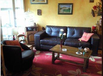 Appartager FR - Partager un appartement ensoeillé-!!! - Le Cannet, Cannes - 400 € /Mois