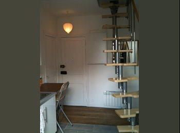 Duplex 2 chambres+séjour en très bon état. Gare Puteaux 5...