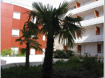 Appartager FR - F2 meublé campus de lavalette - Hôpitaux-Facultés, Montpellier - 680 € /Mois