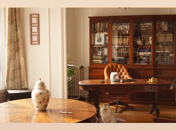 Appartager FR - Chambre à louer Trocadéro- tranquillité - 16ème Arrondissement, Paris - Ile De France - 850 € /Mois