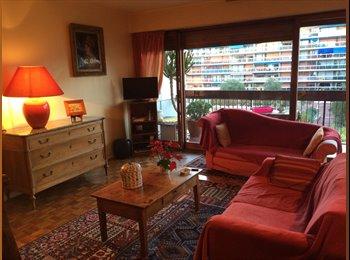 Appartager FR - appartement très confortable - 6ème Arrondissement, Marseille - 500 € /Mois