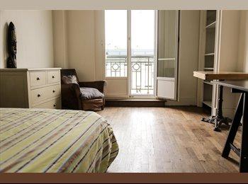 Grand appartement à partager / Centre ville Rennes