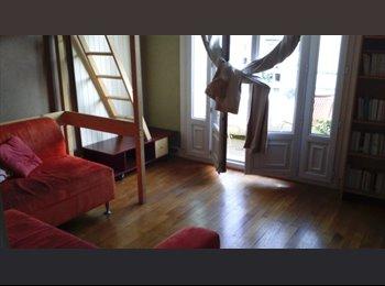 Ch. meublée sympa, idéale pour période stages, formation...