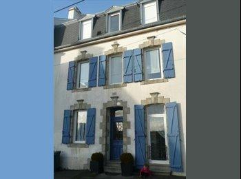 Appartager FR - Grande MAISON DE CARACTERE 130m2, MODERNE, 8 pers - Lorient, Lorient - 370 € /Mois