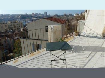 Studio à louer Marseille 2e arrondissement