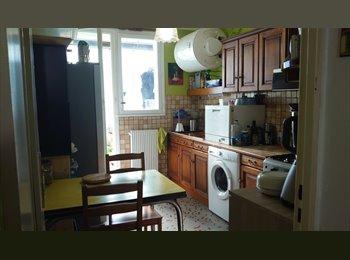 Appartager FR - Coloc  pour étudiants dans T4 à Grenoble, Saint-Martin-d'Hères - 325 € /Mois