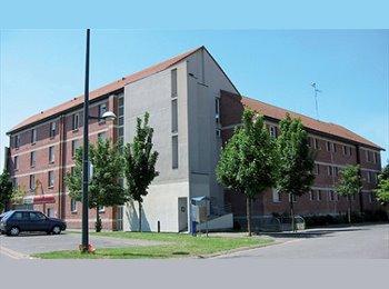 Appartager FR - LOCATION DE STUDIOS - Valenciennes, Valenciennes - 329 € /Mois