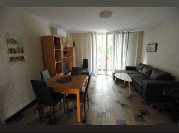 1 chambre a louer dans colocation à 2 Toulon