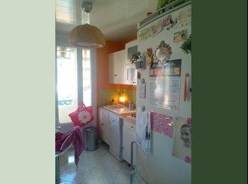 Appartager FR -  colocataire FEMME uniquement - 14ème Arrondissement, Marseille - 385 € /Mois