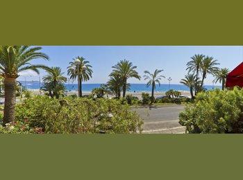 Très beau studio sur Promenade des Anglais, Nice