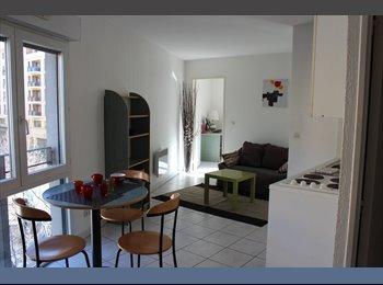 Appartager FR - T3  MEUBLE CENTRE VILLE D AIX EN PROVENCE, Aix-en-Provence - 500 € /Mois