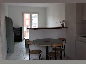 Appartager FR - T4  MEUBLE CENTRE VILLE D AIX EN PROVENCE, Aix-en-Provence - 460 € /Mois
