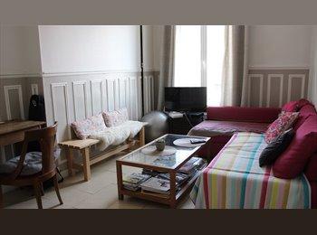 Appartager FR - coloc sympa cherche coloc  a Porte de la Villette - 19ème Arrondissement, Paris - Ile De France - 520 € /Mois