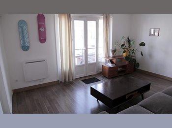 Appartager FR - Coloc dans maison - Saint-Denis, Paris - Ile De France - 550 € /Mois