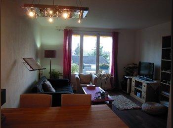 Appartager FR - F3 cosy, lumineux et calme près du centre ville - Troyes, Troyes - 340 € /Mois