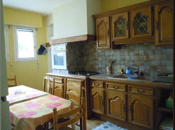 Appartager FR - chambre meublée - Saint-Nazaire, Saint-Nazaire - 330 € /Mois
