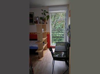 Appartager FR - Chambre chez l'habitant, courts ou longs séjours - Garches, Paris - Ile De France - 600 € /Mois