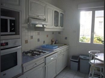 Appartager FR - Deux chambres dans maison avec jardin plage/centre ville, Le Havre - 320 € /Mois