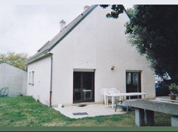 Appartager FR - Propose maison pour colocation à st Marc/mer - Saint-Nazaire, Saint-Nazaire - 320 € /Mois