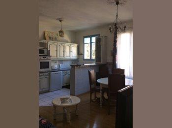 chambre meublée dans 3 pièces proche Fac Valrose