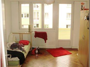 Appartager FR - Chambre meublée, bel appart entre campus et Orange - Quinze, Strasbourg - 431 € /Mois