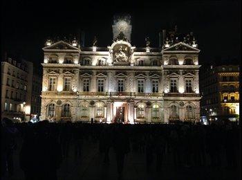 Sous location Lyon 1ère / Mars/Juin