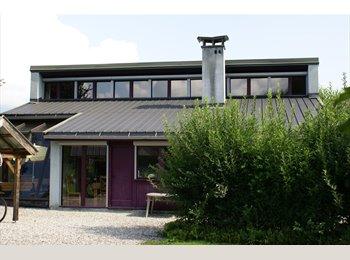 Appartager FR - 1 chambre à louer dans maison    -   ALBERTVILLE - Albertville, Chambéry - 320 € /Mois