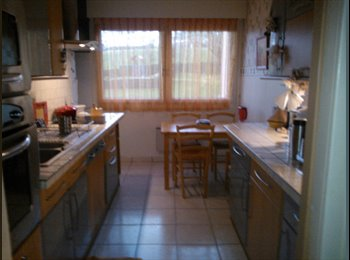 Appartager FR - Vétraz-Monthoux Colline - colocation, Annemasse - 620 € /Mois