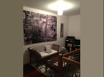 Appartager FR - chambre 14m2 dans duplex 140m2 avec 2 terrasses, Lyon - 450 € /Mois