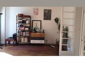 Appartager FR - Sous-colocation d'une chambre de 1 à 3 mois - 16ème Arrondissement, Paris - Ile De France - 850 € /Mois