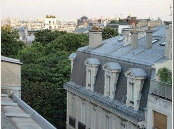 Colloc. Vue Tour Eiffel - 3min des Champs Elysees