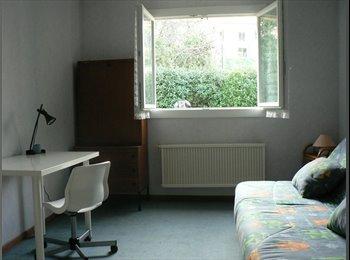 2 chambres dispo dans villa Aix à 10mn du centre